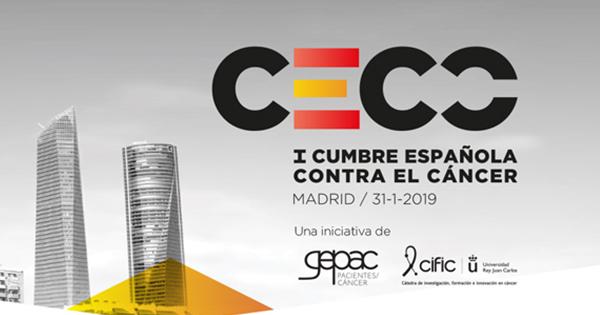 I Cumbre Española Contra el Cáncer