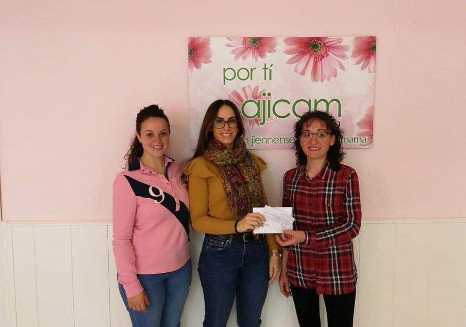 Recaudación de la III Marcha Solidaria contra el cáncer de mama en el municipio de Coto Ríos